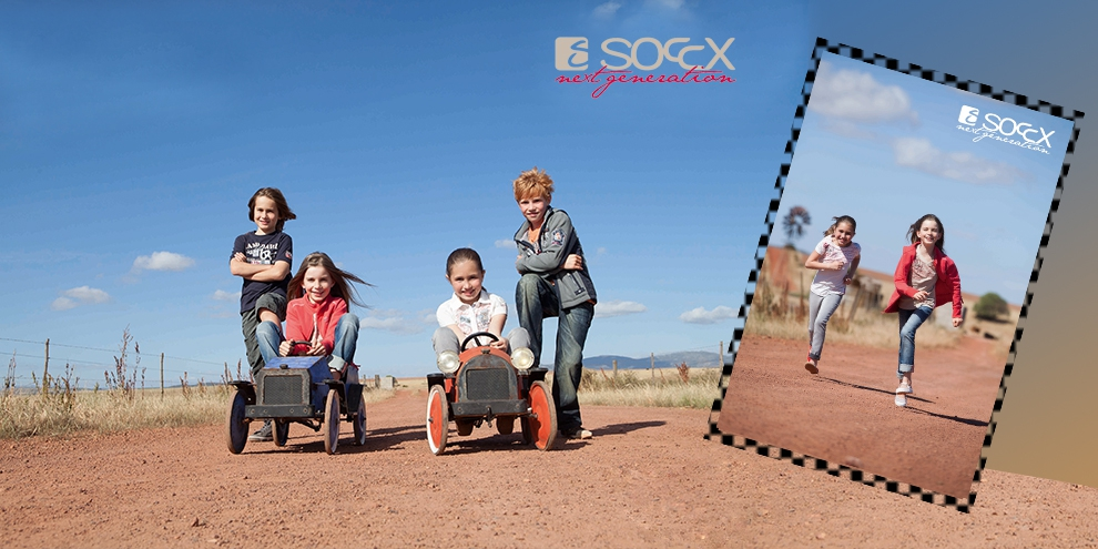 SOCCX next generation.