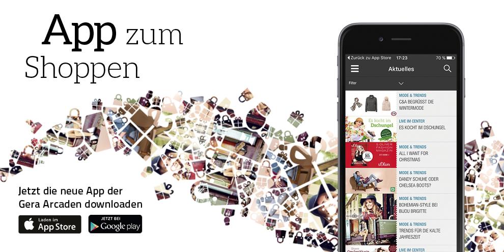 Entdecken Sie unsere App
