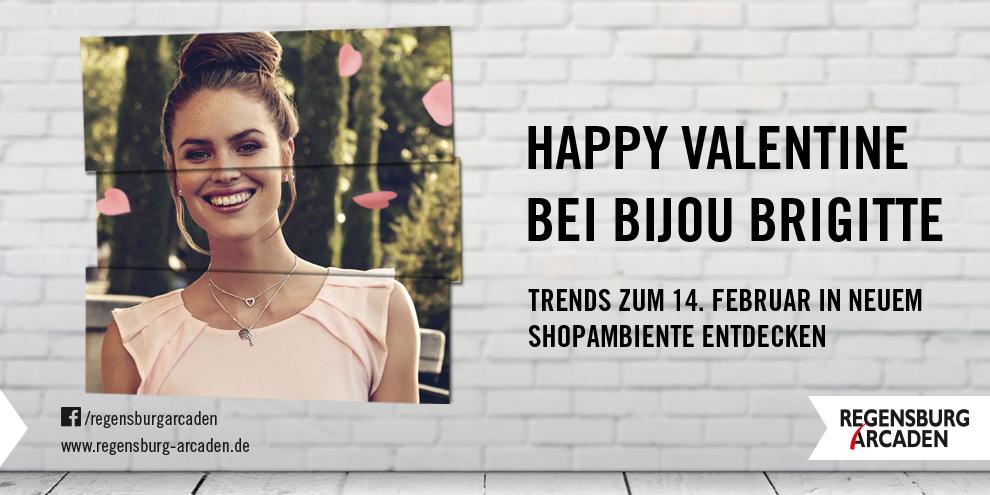 Happy Valentine bei Bijou Brigitte