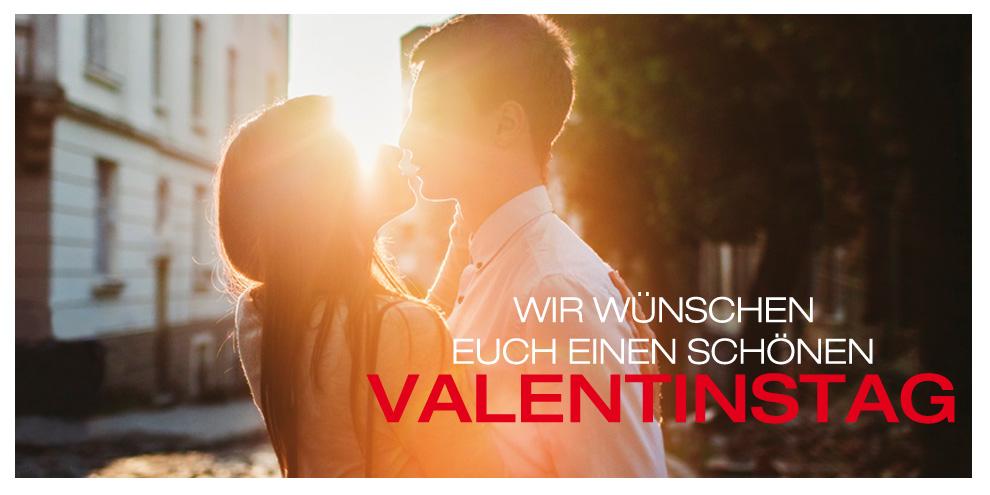 Valentinstag in den Düsseldorf Arcaden