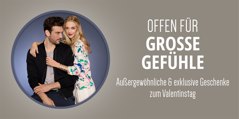 Valentinstag in den Erlangen Arcaden