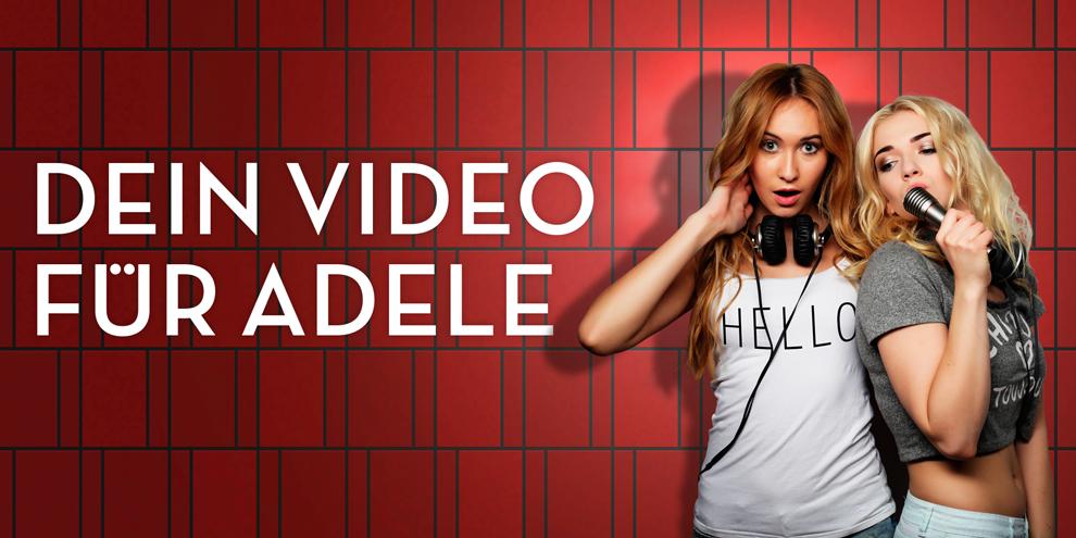 Adele live erleben - mit den Köln Arcaden