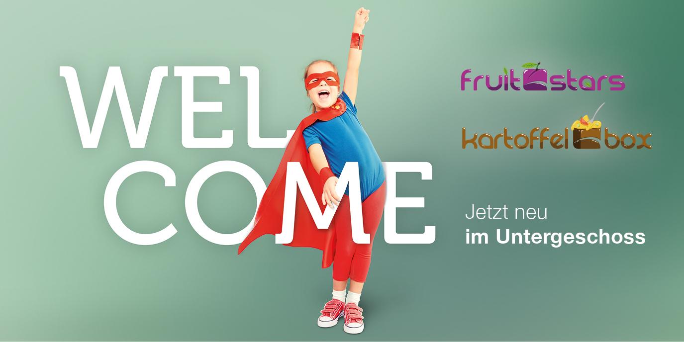 Herzlich willkommen, fruit stars!