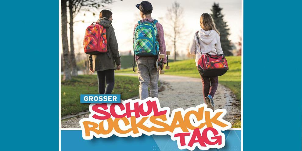Grosser Schulrucksacktag im KaufPark Dresden