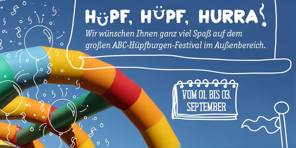ABC Hüpfburgfestival