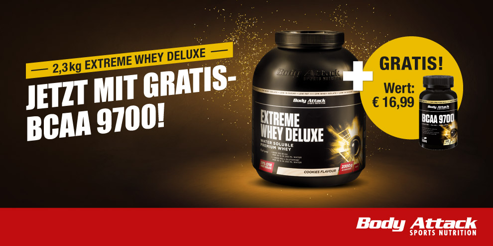 2,3 KG EXTREME WHEY DELUXE