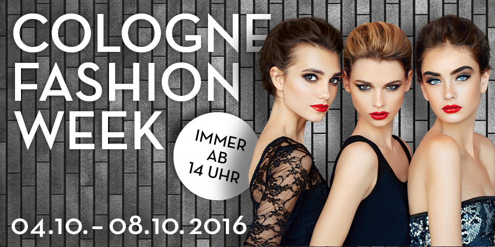 Cologne Fashion Week