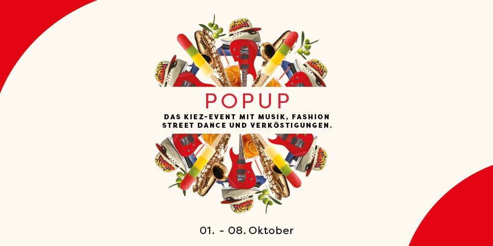 POPUP - das Kiez Event