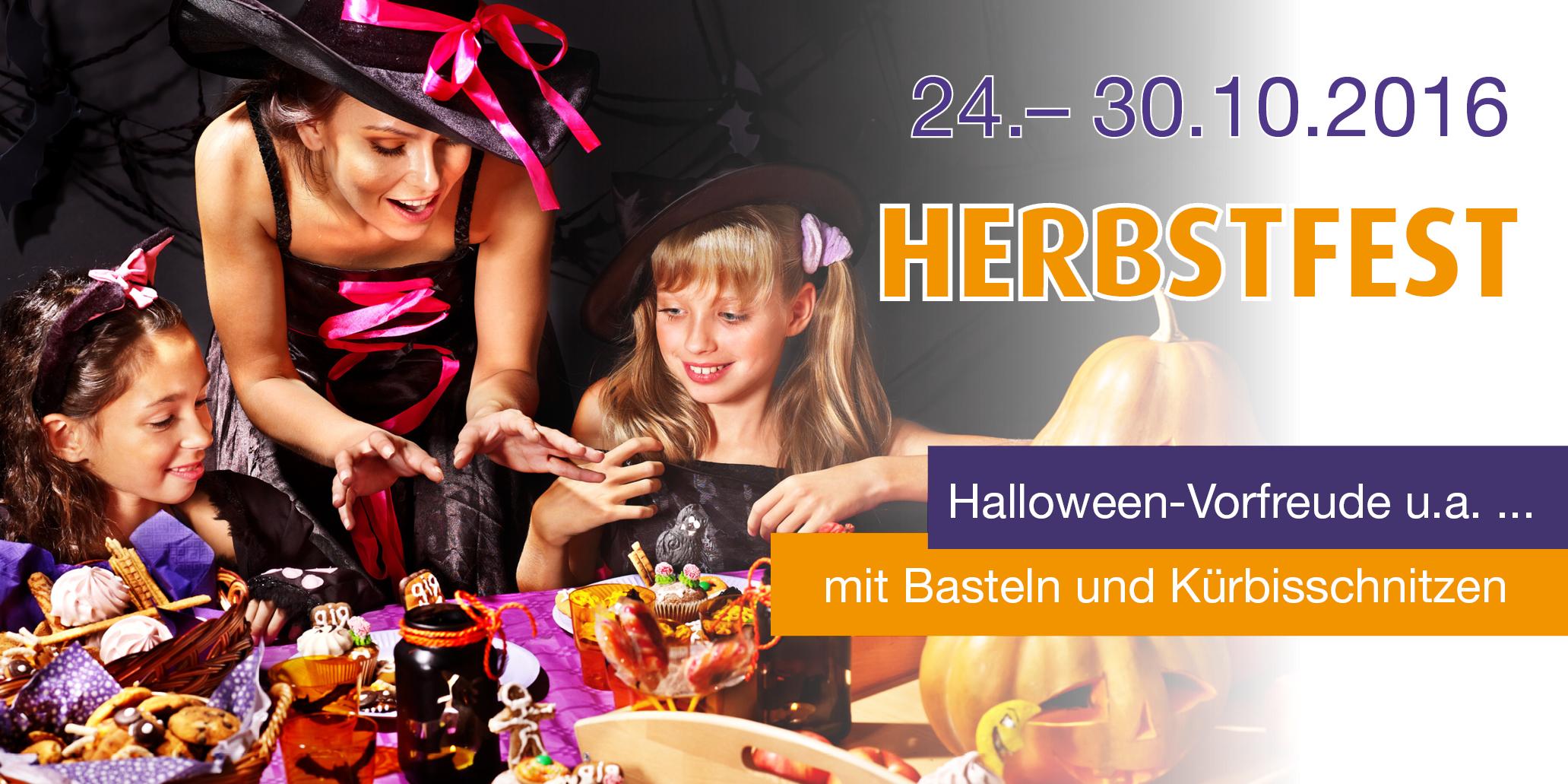 Herbstfest im HavelPark vom 24. bis 30. Oktober