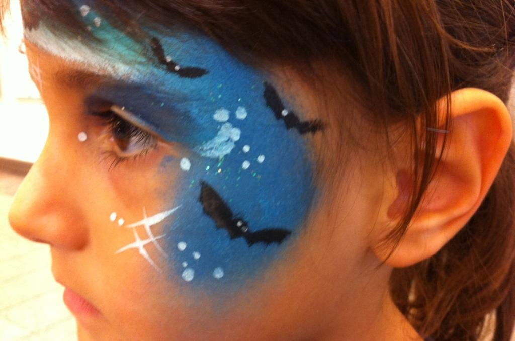 Halloween-Workshops mit Colour Kids