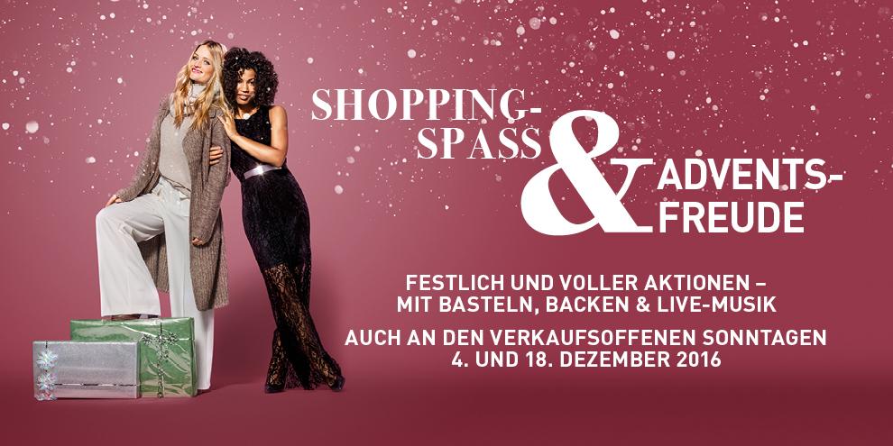 Weihnachten in den Schönhauser Allee Arcaden