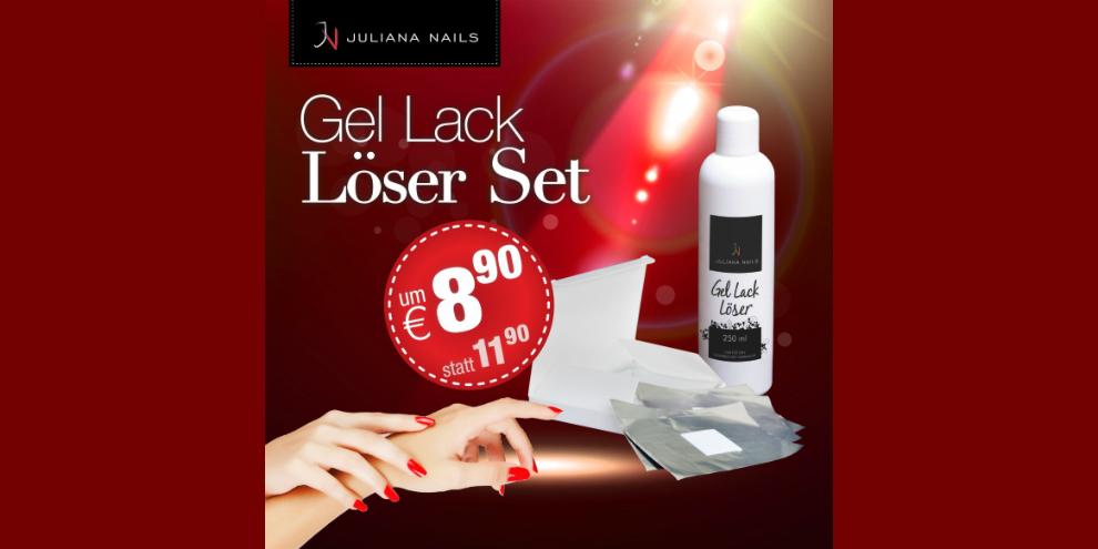 Special Offer bei Juliana Nails