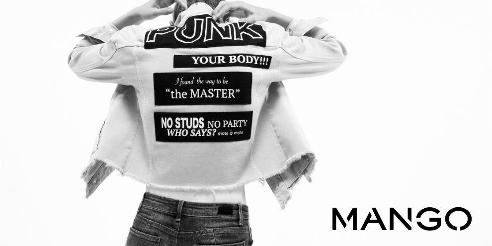 MANGO goes Punk