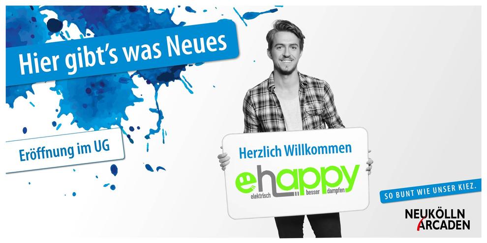 Herzlich Willkommen ehappy!