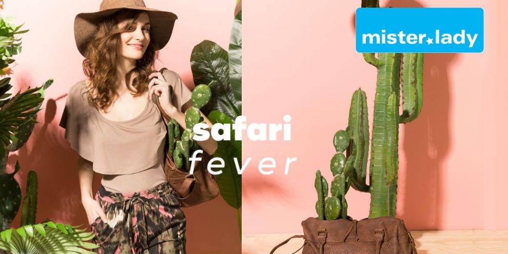 Safari Fever bei mister*lady
