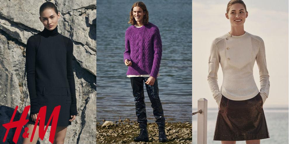 Herbst/Winter-Kollektion bei H&M