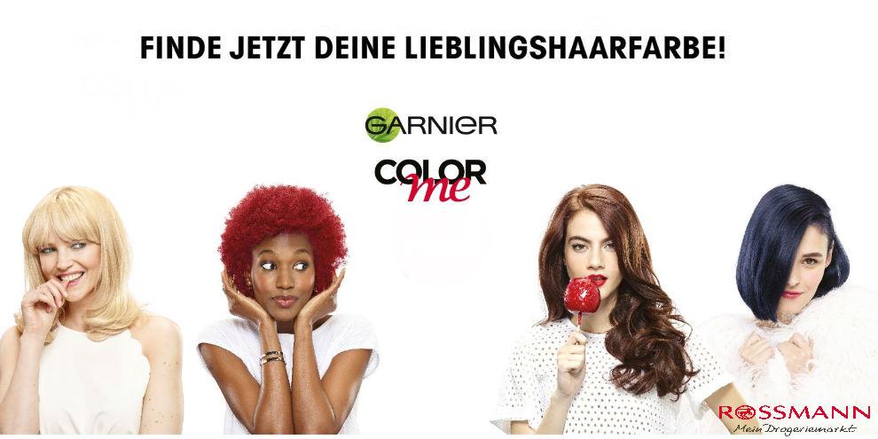 COLOR ME: Deine Haarfarbe bei Rossmann