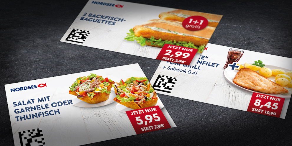 Neue Nordsee-Coupons