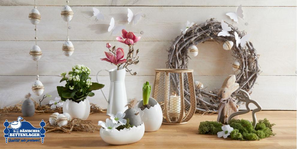 Ostern im Dänischen Bettenlager