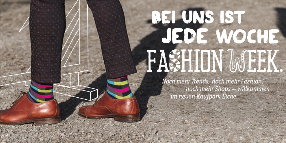 Fashion pur im Kaufpark Eiche