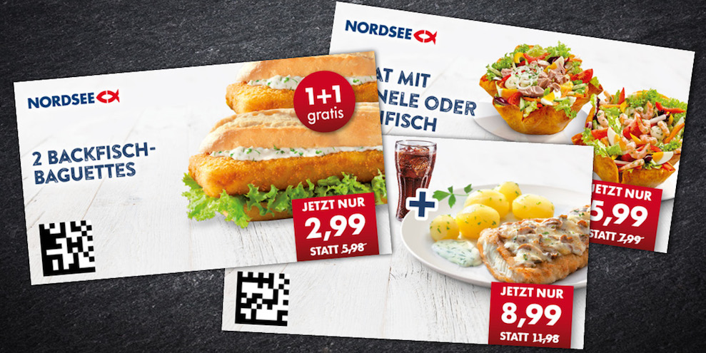 Neue Nordsee Coupons