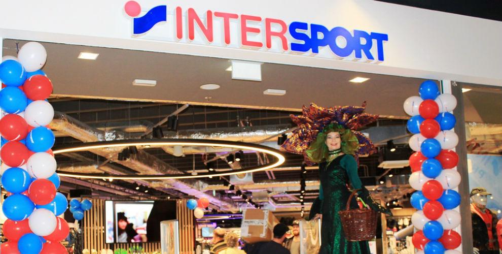 Neueröffnung Intersport Hübner