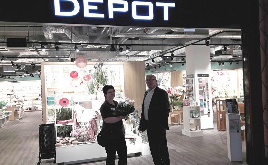 Eröffnung Depot im Havelpark