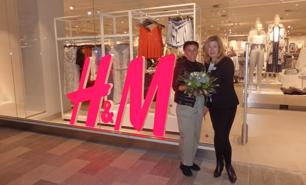 Neueröffnung H&M im HavelPark