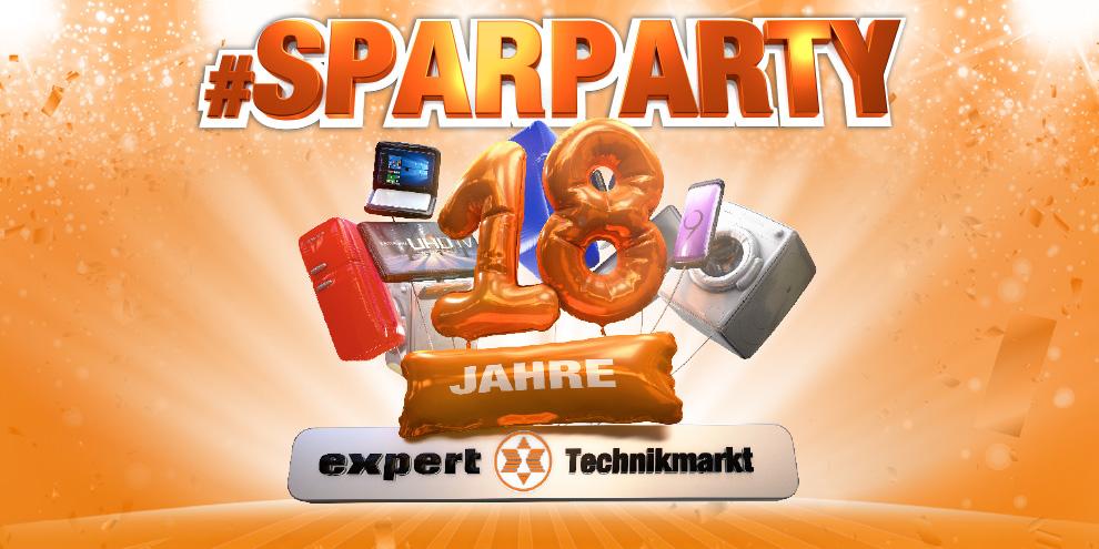18 Jahre Expert Technikmark