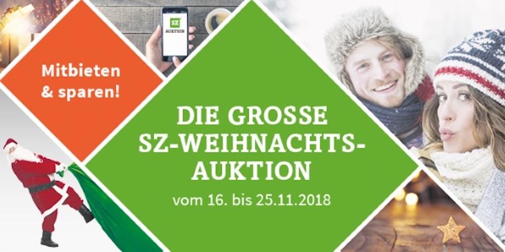 SZ-Weihnachts-Auktion