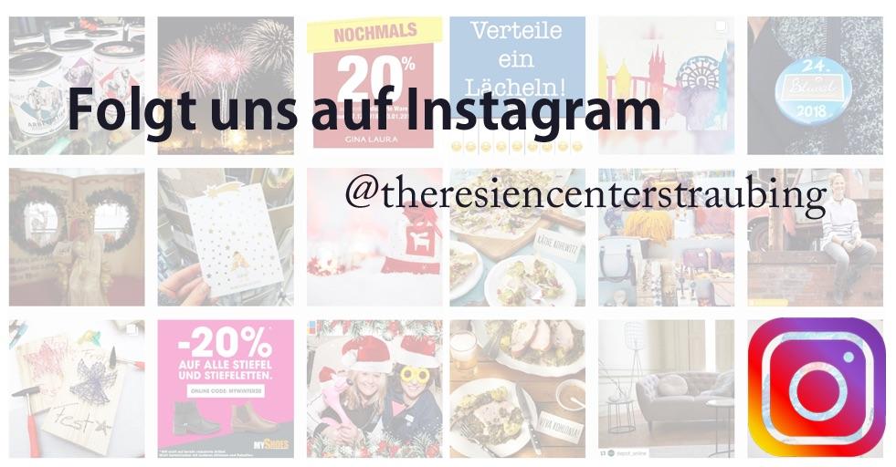 Wir haben Instagram