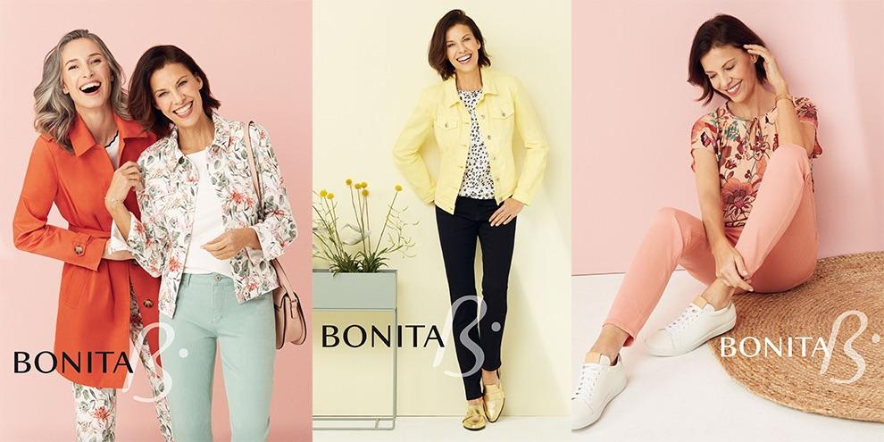 Frühjahrskollektion von bonita