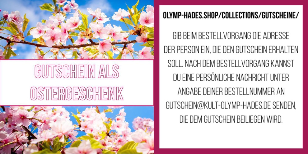 OLYMP & HADES Osteraktion