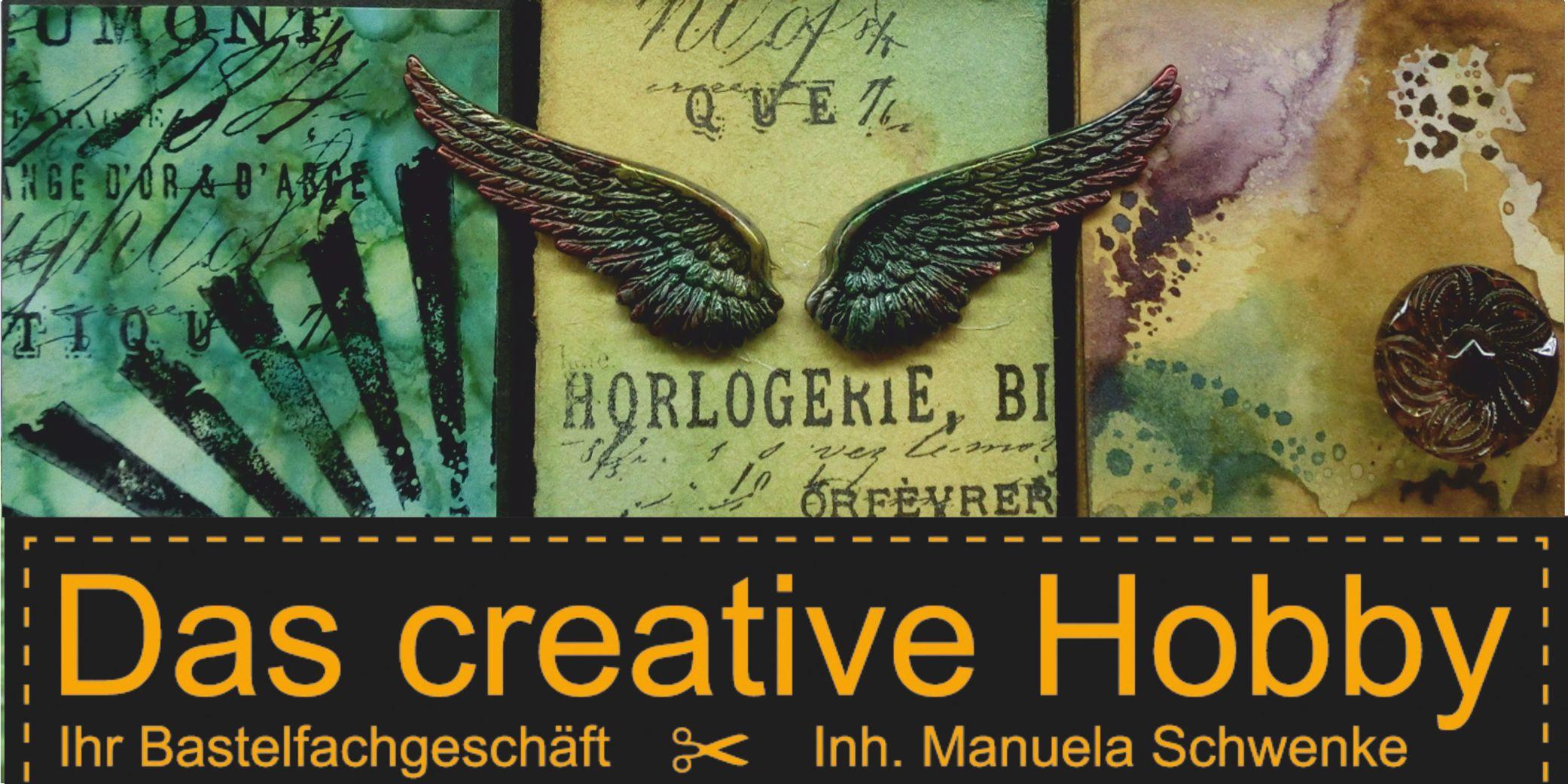 Neu: Kreativkurse im creativen Hobby