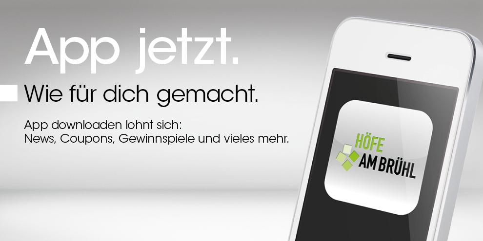 Unsere neue App ist da