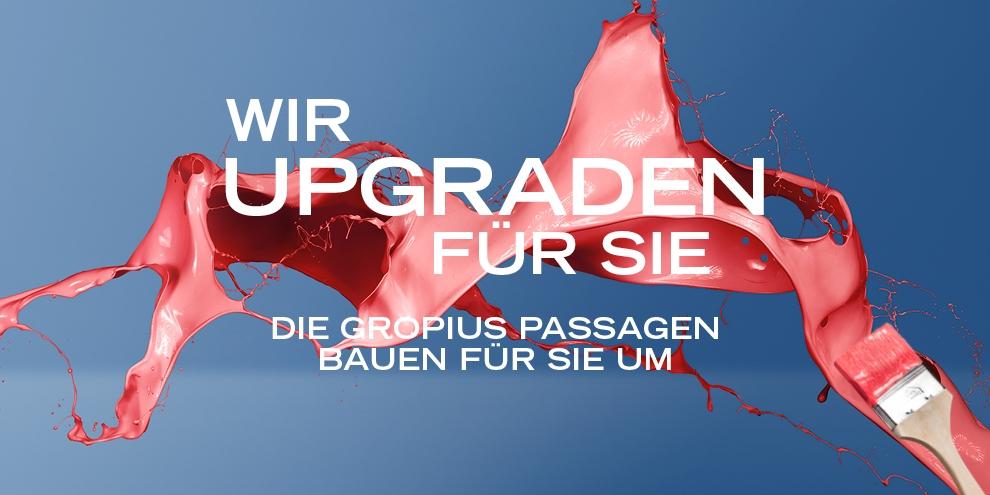 Das Upgrade der Gropius Passagen geht weiter