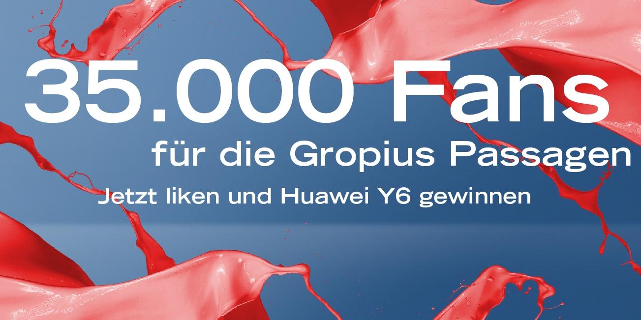 35.000 Fans für die Gropius Passagen