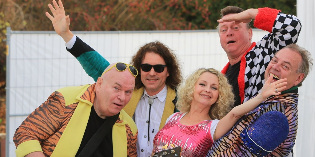 Rock ´n´ Roll Orchester – We are the fifties!