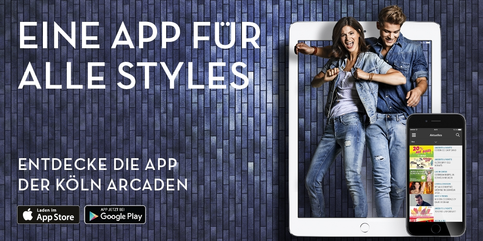 Eine App für alle Styles