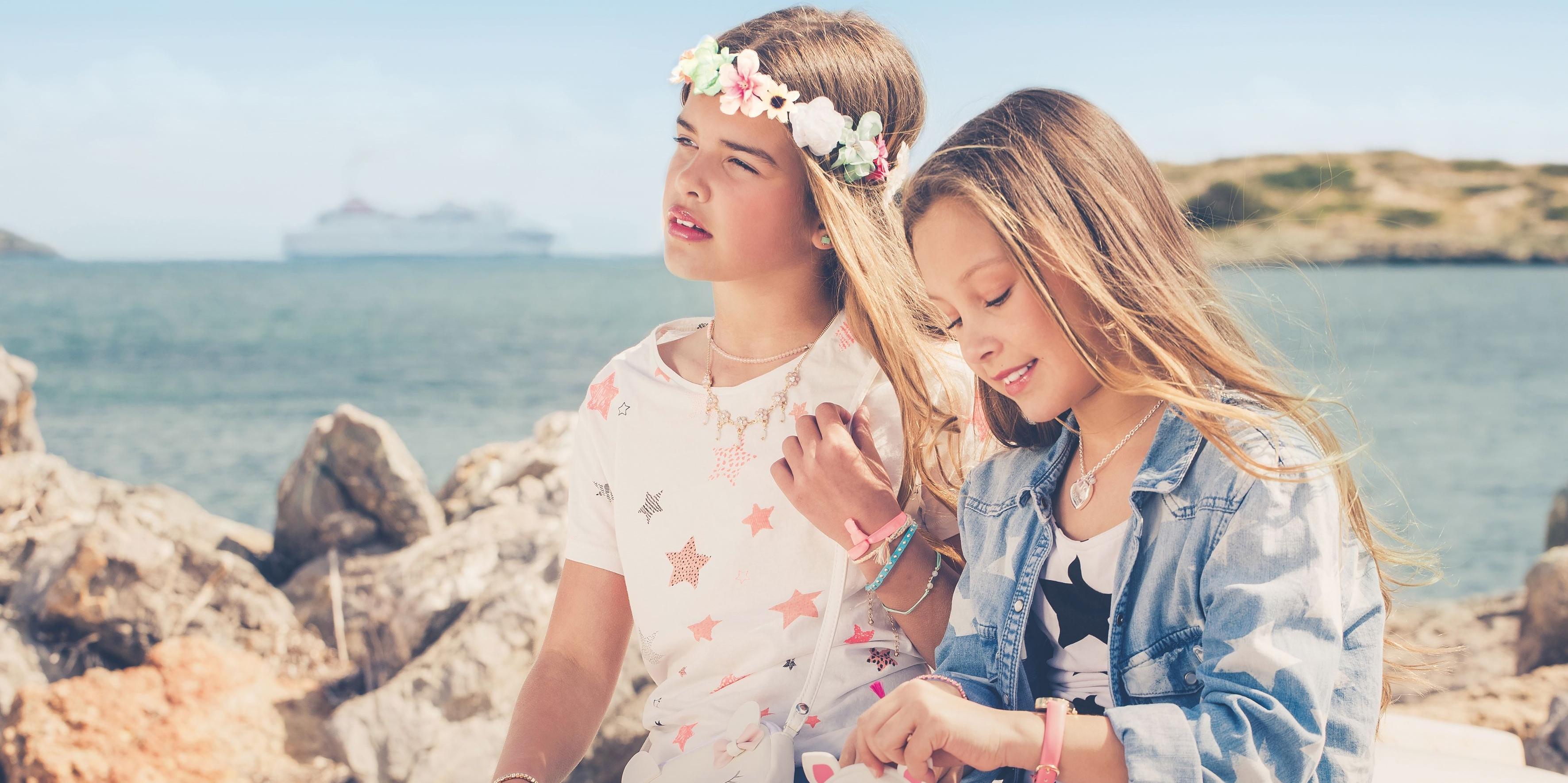 Blümchen und Glitzer für kleine Prinzessinnen