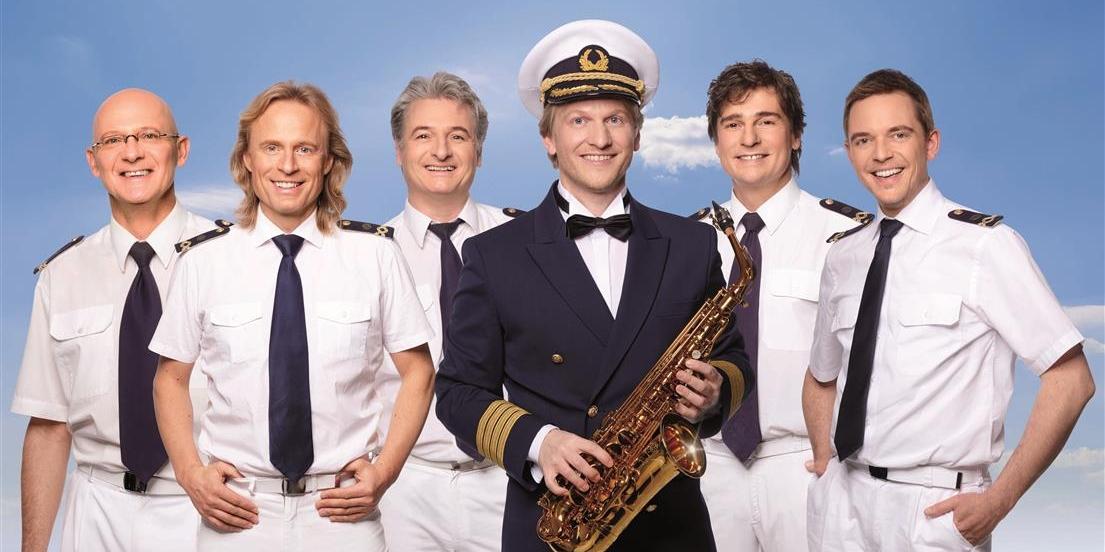 Captain Cook und seine singenden Saxophone live in concert