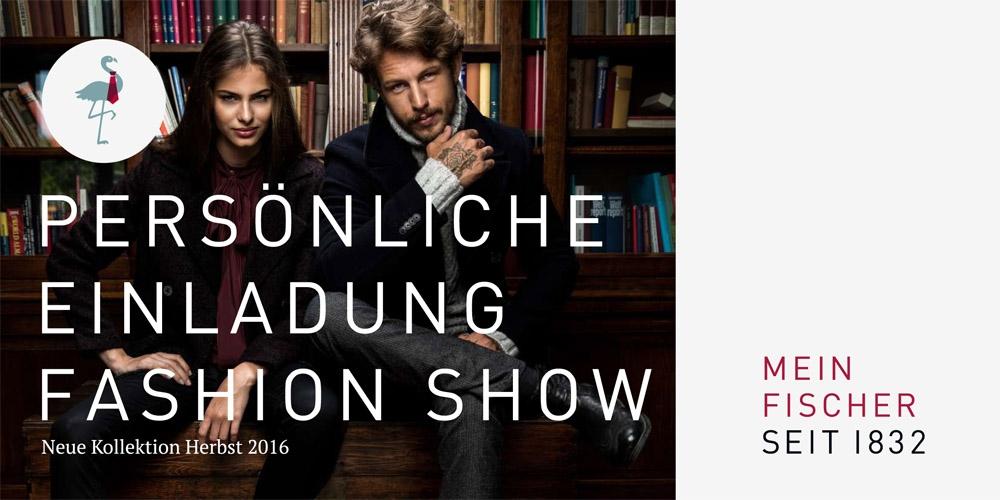 Fashion Show bei MEIN FISCHER