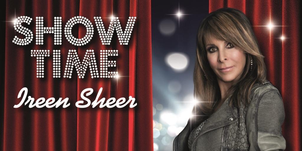Ireen Sheer – Unser Stargast zum 2. Verkaufsoffenen Sonntag im Oktober 2016
