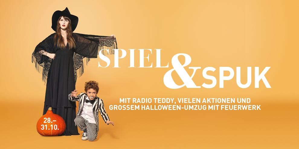 Spiel & Spuk zu Halloween