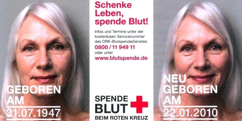 Blutspende-Aktion 2016