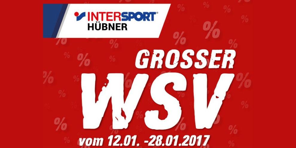 Großer WSV bei INTERSPORT Hübner