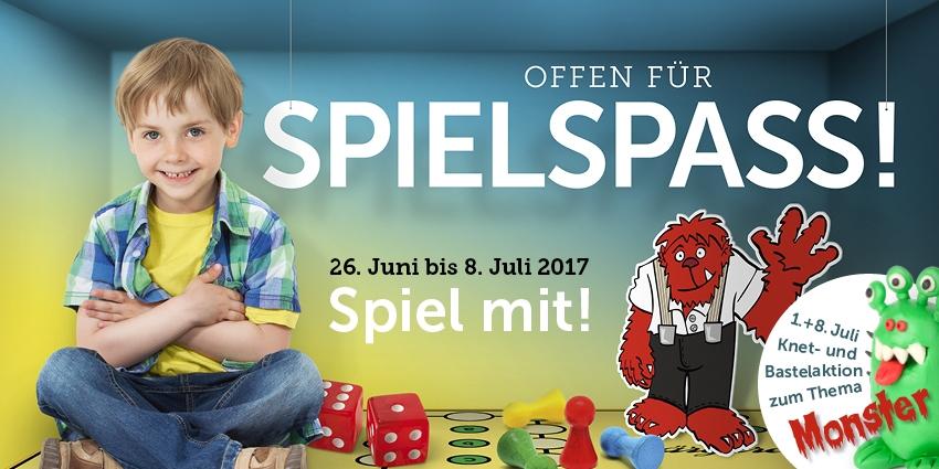 Spiel mit im KaufPark Dresden