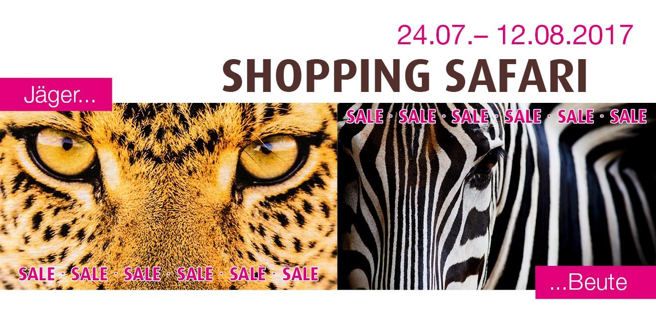 Shopping-Safari