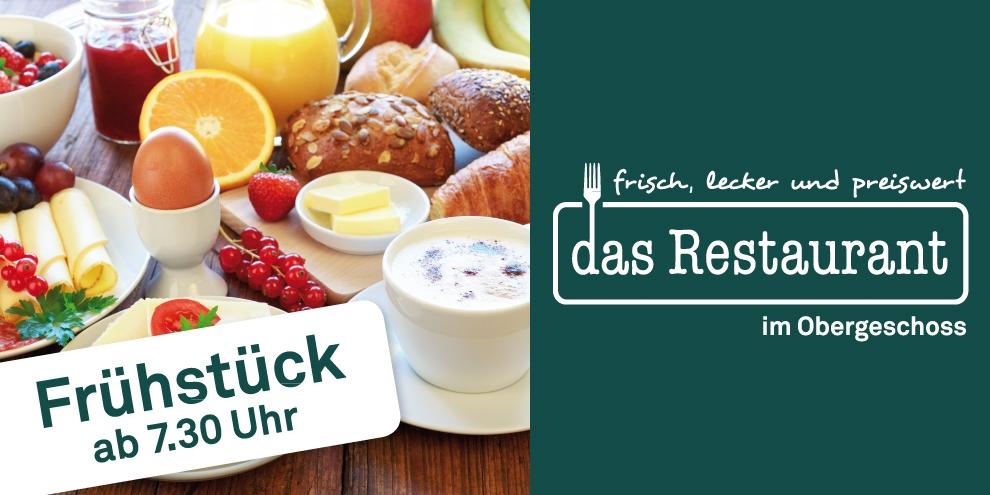 Frühstücks-Angebot