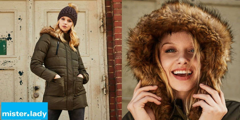 Tolle Wintermode bei mister*lady